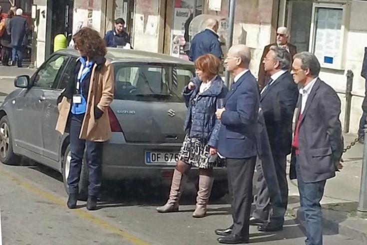 """Vetrella fa lo """"sceriffo"""", l'assessore in città per visionare la Metro - aSalerno.it"""