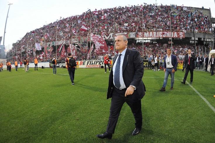 """Lotito a carte scoperte: """"Se vengo eletto dovrò cedere la Salernitana"""" - aSalerno.it"""
