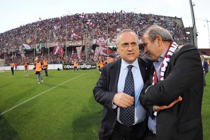 Lotito raggiante: «Vittoria di qualità, riapriremo la campagna abbonamenti» - aSalerno.it