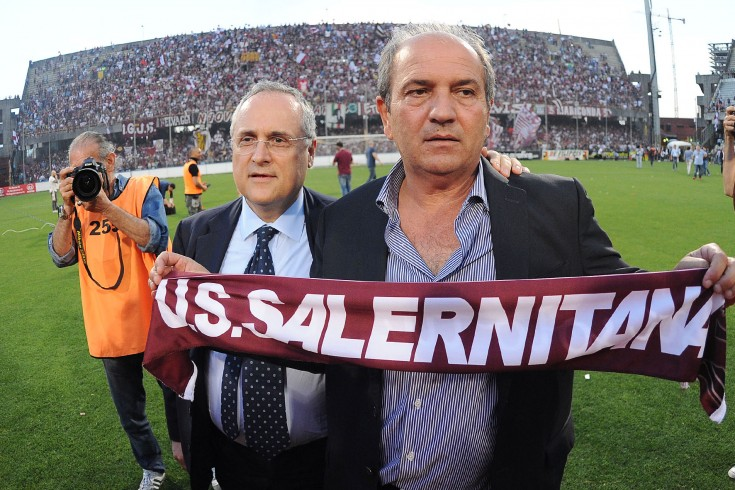 La Salernitana riparte da Fabiani - aSalerno.it