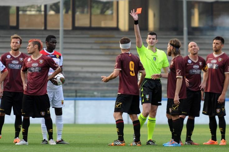 Supercoppa, contro il Novara assenti Pestrin, Cristea e Lanzaro - aSalerno.it