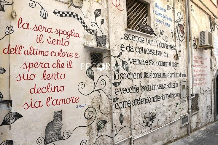 Salerno, atti vandalici contro la fondazione Alfonso Gatto - aSalerno.it