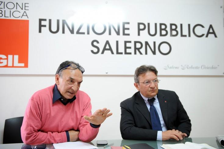 """Sanità accreditata: la Cgil presenta la """"mappa"""" critica nel Salernitano - aSalerno.it"""
