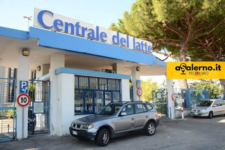 Vendita Centrale del Latte, l'opposizione scrive a Cantone - aSalerno.it