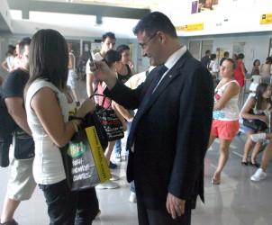04 08 2012 Volo per Catania Aeroporto Di Salerno