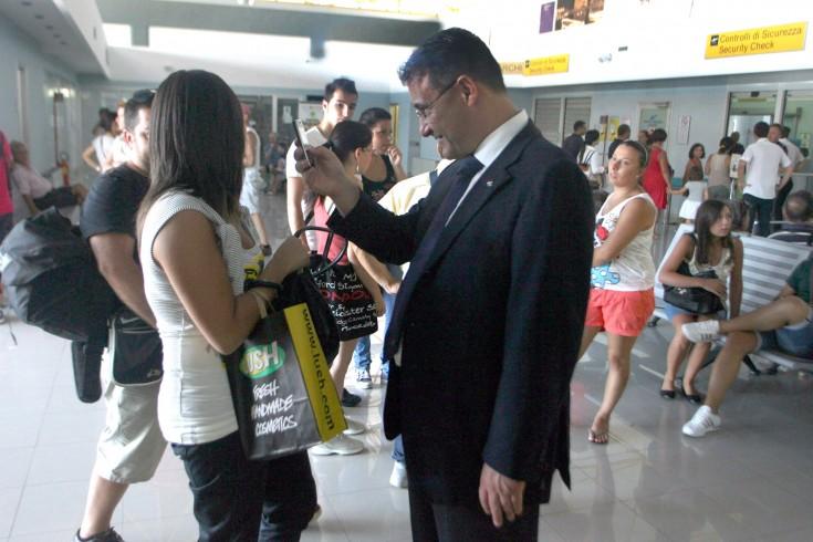 """Aeroporto, Cirielli: """"Si mantengano le promesse"""" - aSalerno.it"""