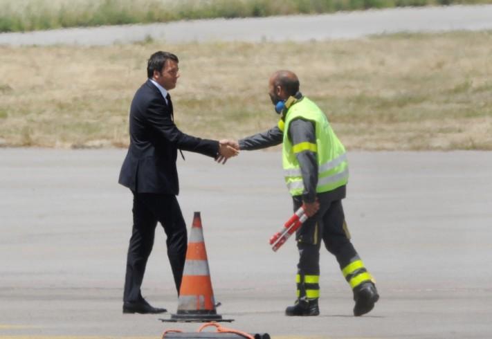 Aeroporto, si spera nell'intervento di Renzi - aSalerno.it