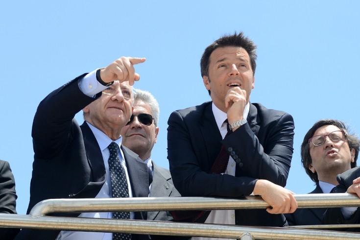 Matteo Renzi fa gli auguri alla città di Salerno - aSalerno.it
