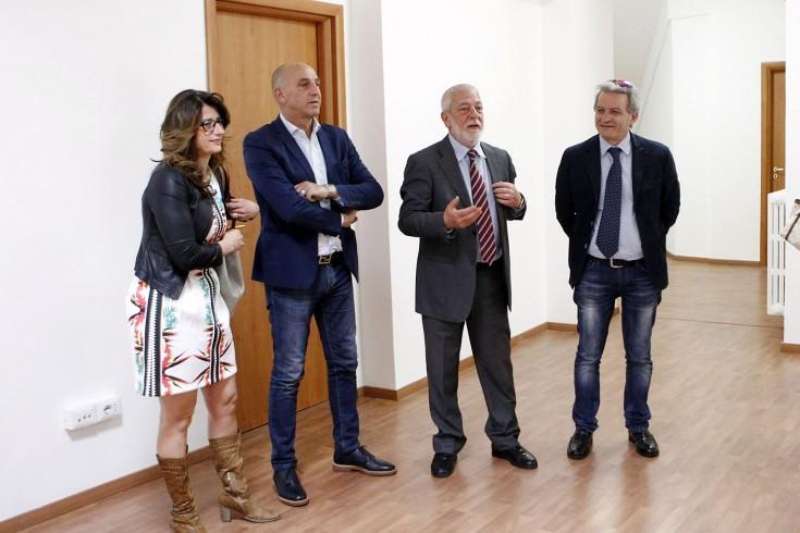 Inaugurato lo sportello del Garante - aSalerno.it