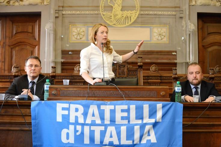 Domani Giorgia Meloni a Salerno - aSalerno.it
