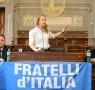 26 03 2015 Camera di Commercio Convention del segretario di Fratelli d'Italia Giorgia Meloni