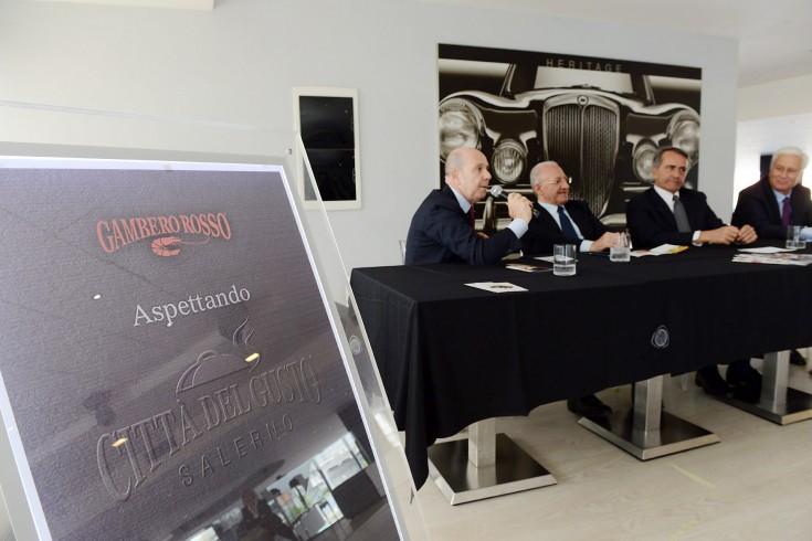 Apre la Città del Gusto, nuova location per la prossima edizione - aSalerno.it