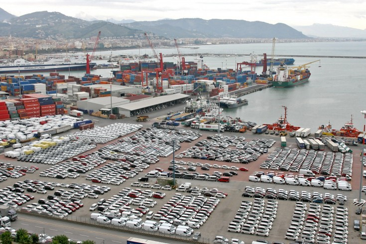 Porto di Salerno, un 2014 da record - aSalerno.it