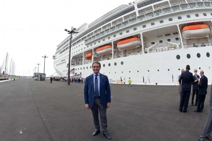 Annunziata espone il bilancio dello scalo commerciale: cresce il porto - aSalerno.it