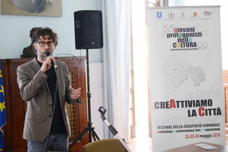 """Uno spazio per i giovani talenti: al via """"Creattiviamo la città"""" - aSalerno.it"""