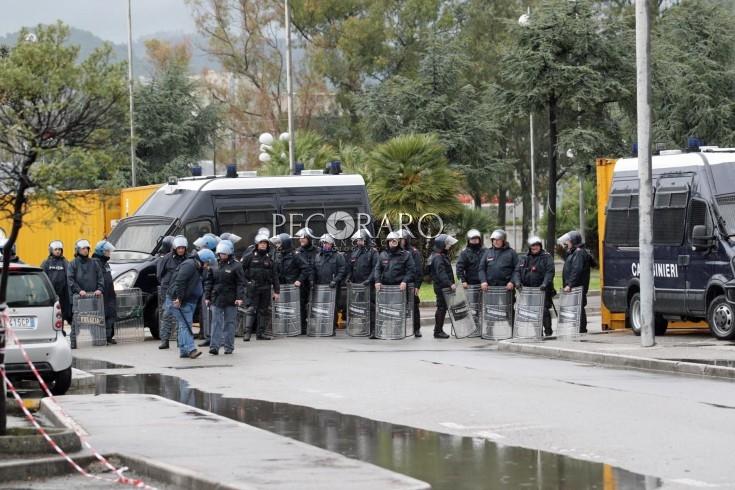 Ordine pubblico contro il Foggia: ordinanza di chiusura attività commerciali vicino l'Arechi - aSalerno.it
