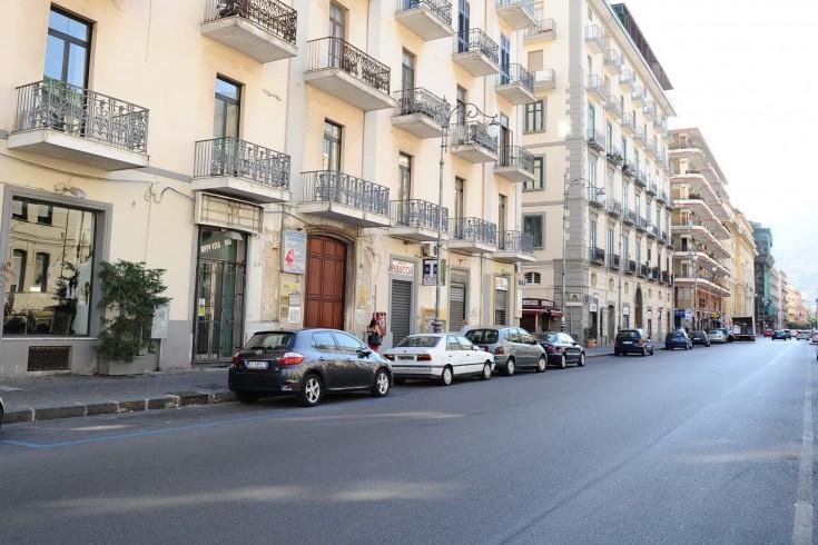 Corso Garibaldi, parcheggi interrati per i residenti - aSalerno.it