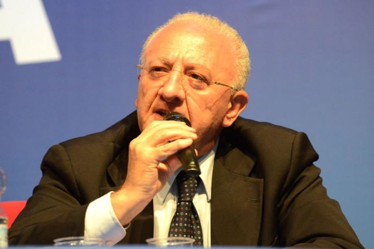 Primo Consiglio regionale per il governatore Vincenzo De Luca - aSalerno.it