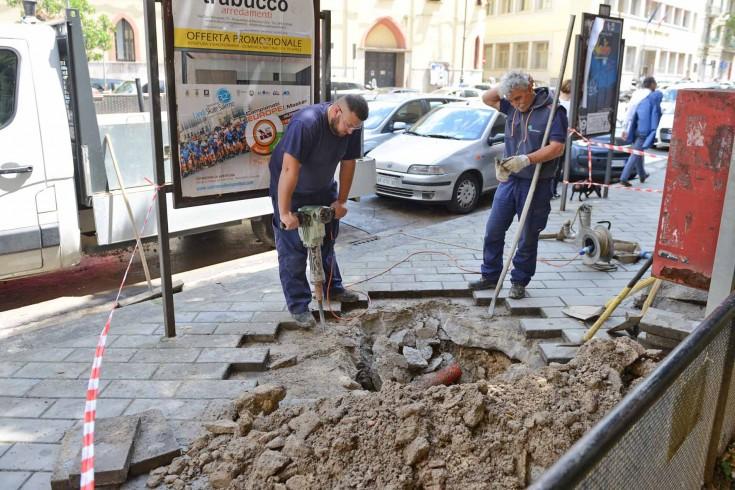 Venerdì senza acqua: ecco dove sarà sospesa l'erogazione idrica - aSalerno.it