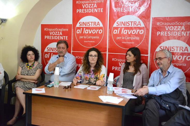 """""""Sinistra al Lavoro""""… per sbarrare la strada a Caldoro e De Luca - aSalerno.it"""