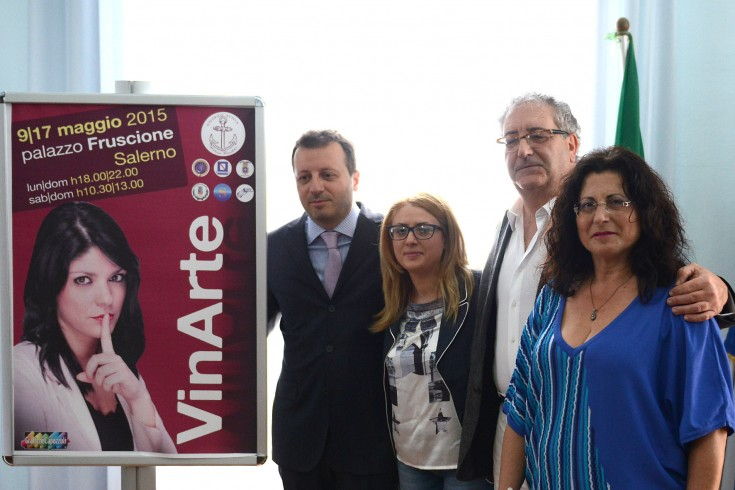 """A Salerno parte """"VinArte"""" - aSalerno.it"""