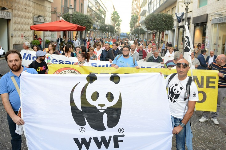 Controlli del WWF Salerno - aSalerno.it