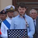 Adolfo Fortunato consulta studenti