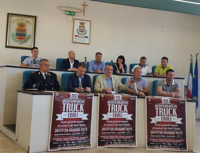 Al via domani la sesta edizione del Mediterranean Truck - aSalerno.it