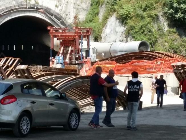 Messa in sicurezza di Porta Ovest, a lavoro 80 dipendenti - aSalerno.it
