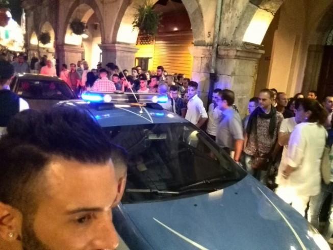 Cava de' Tirreni, giovane romeno aggredisce 40enne polacca - aSalerno.it