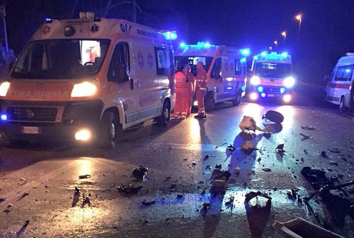 Eboli, incidente mortale a Campolongo - aSalerno.it