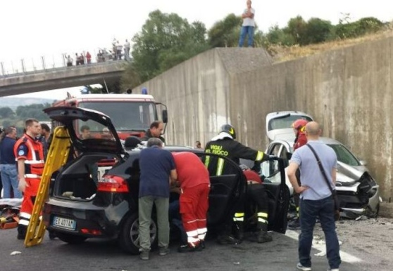 Incidente Fondovalle Sele, c'è un altro morto - aSalerno.it