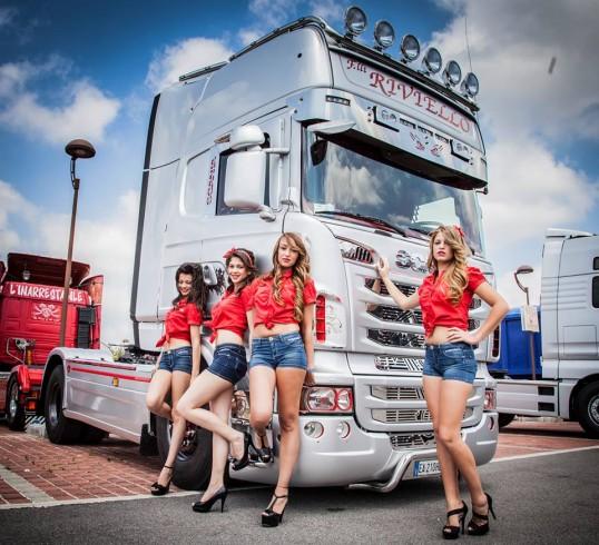 Si scaldano i motori per la sesta edizione del Mediterranean Truck - aSalerno.it