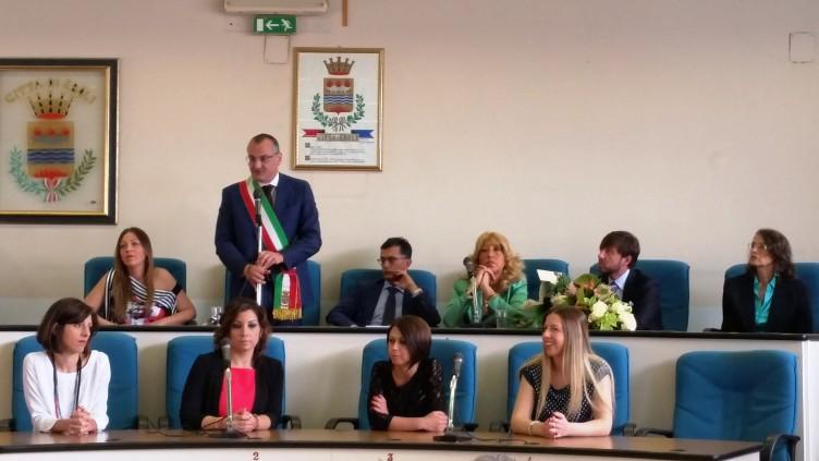 Cariello presenta la squadra di governo - aSalerno.it