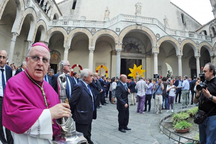 San Matteo: ancora ignote le condizioni della festa - aSalerno.it