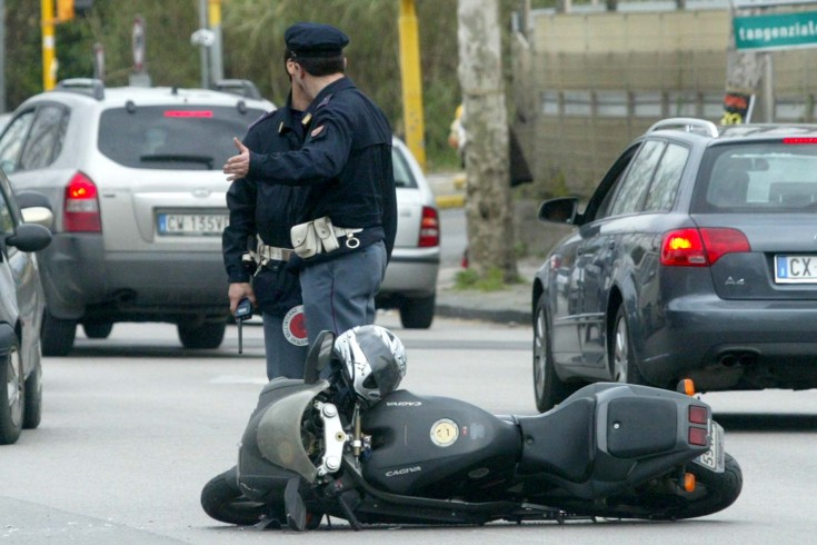 San Mango Piemonte, motociclista travolto da un camion - aSalerno.it