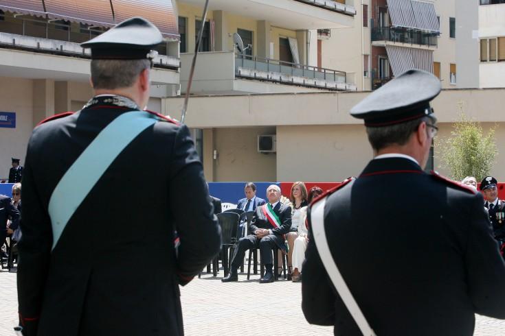 """Pagani: """"Vi sta bene"""" deturpata lapide di un carabiniere - aSalerno.it"""