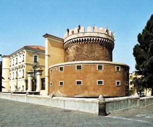 Salerno : Angri castello doria
