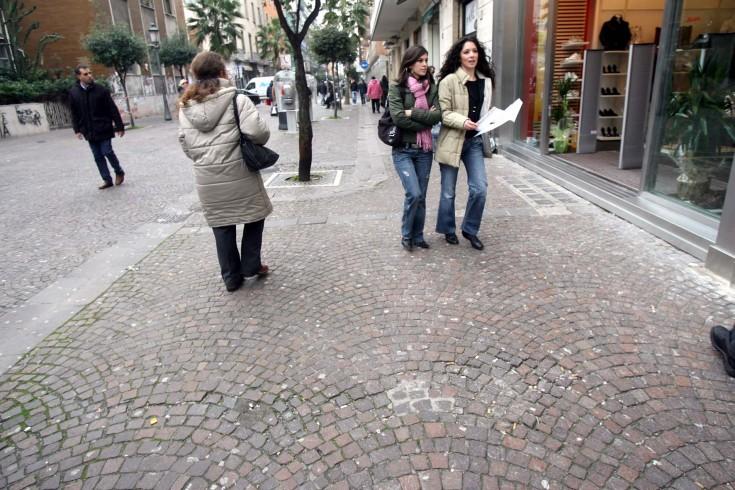 A casa gli stessi indumenti usati durante la rapina, fermato 42nne di Salerno - aSalerno.it