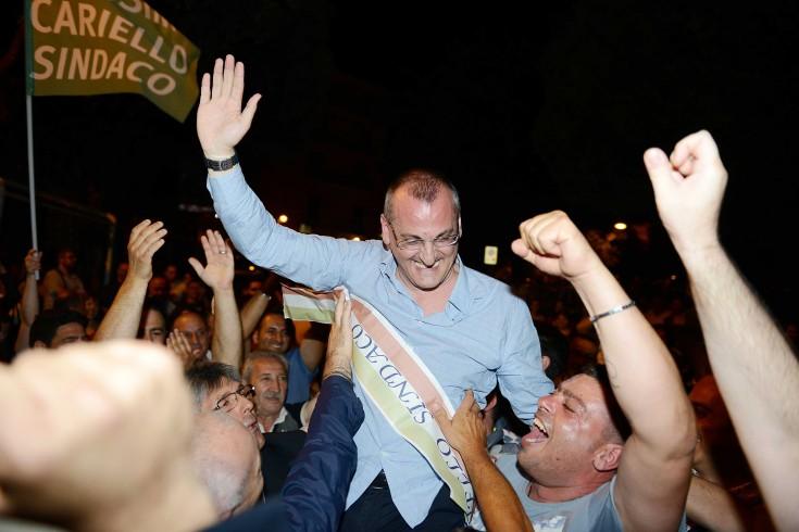 Massimo Cariello é il nuovo sindaco di Eboli - aSalerno.it