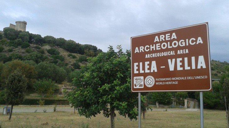 Scorci inediti per il Parco Archeologico di Elea Velia - aSalerno.it