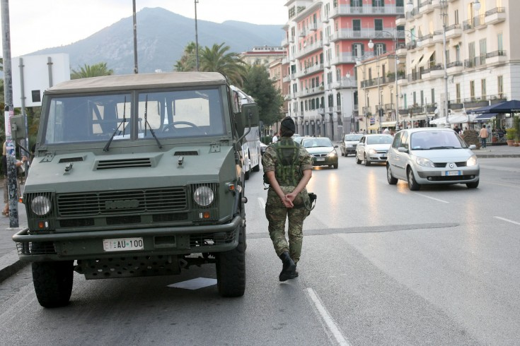 Militare salernitano condannato per molestie sessuali - aSalerno.it