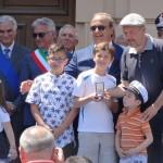 famiglia di Michele Siani uno dei premiati d'onore