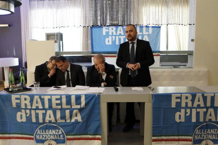 """Iannone (Fdi- An): """"Denuncio Renzi e De Luca"""" - aSalerno.it"""