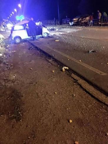 Sorpasso azzardato e impatto frontale in Litoranea, tre giovani feriti - aSalerno.it