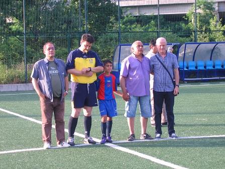 La Polisportiva La Mennola ricorda Paolo Donatantonio - aSalerno.it