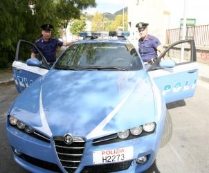 SAL - auto polizia