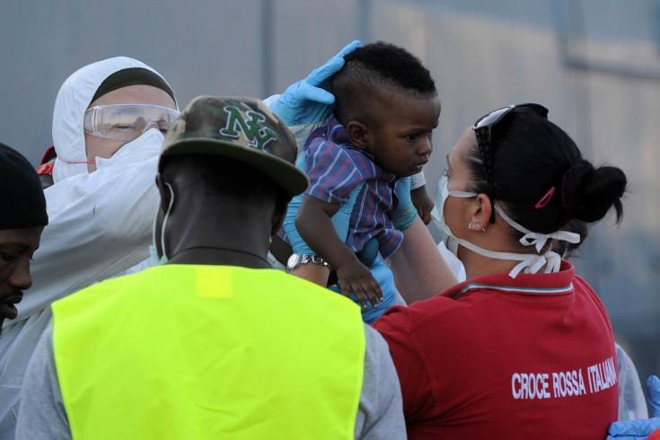 Nuovo sbarco a Salerno, in arrivo oltre 1000 migranti salvati in mare - aSalerno.it