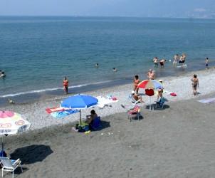 Sal : spiaggia libera torrione