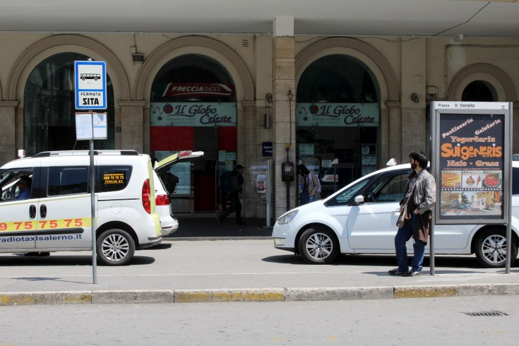 Deferiti cinque parcheggiatori abusivi - aSalerno.it